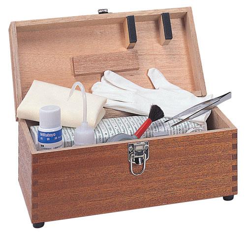 يك نمونه جعبه نگهداري بلوك سنجه ها